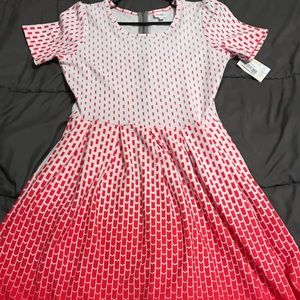 NWT Amelia LuLaRoe dress
